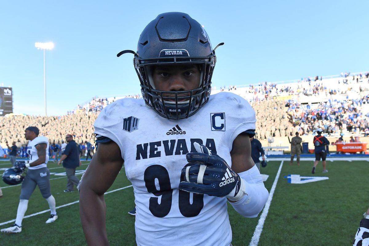 NCAA Football: Nevada at Air Force