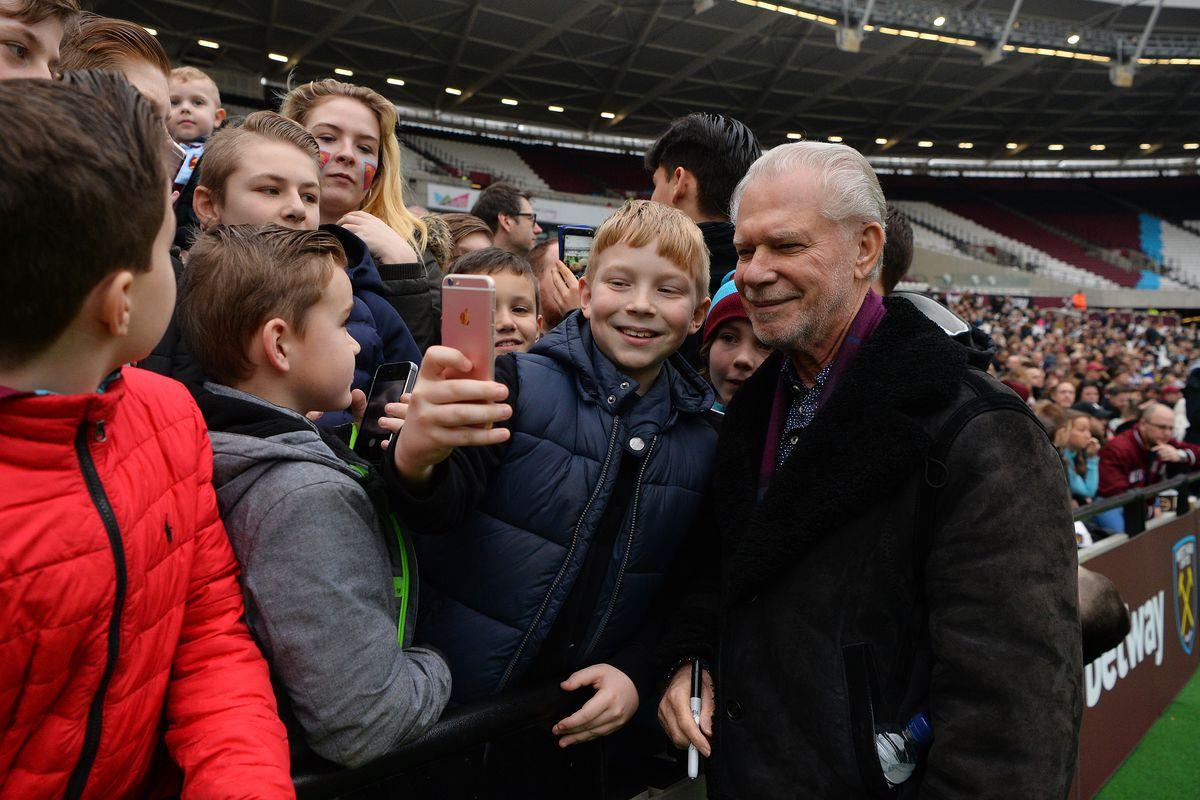 West Ham United Family Fun Day