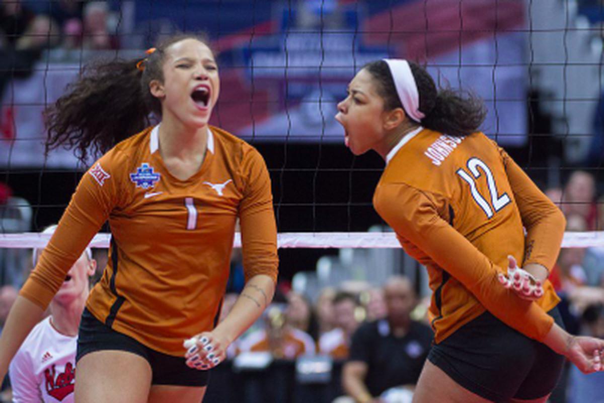Texas Longhorns Volleyball Burnt Orange Nation