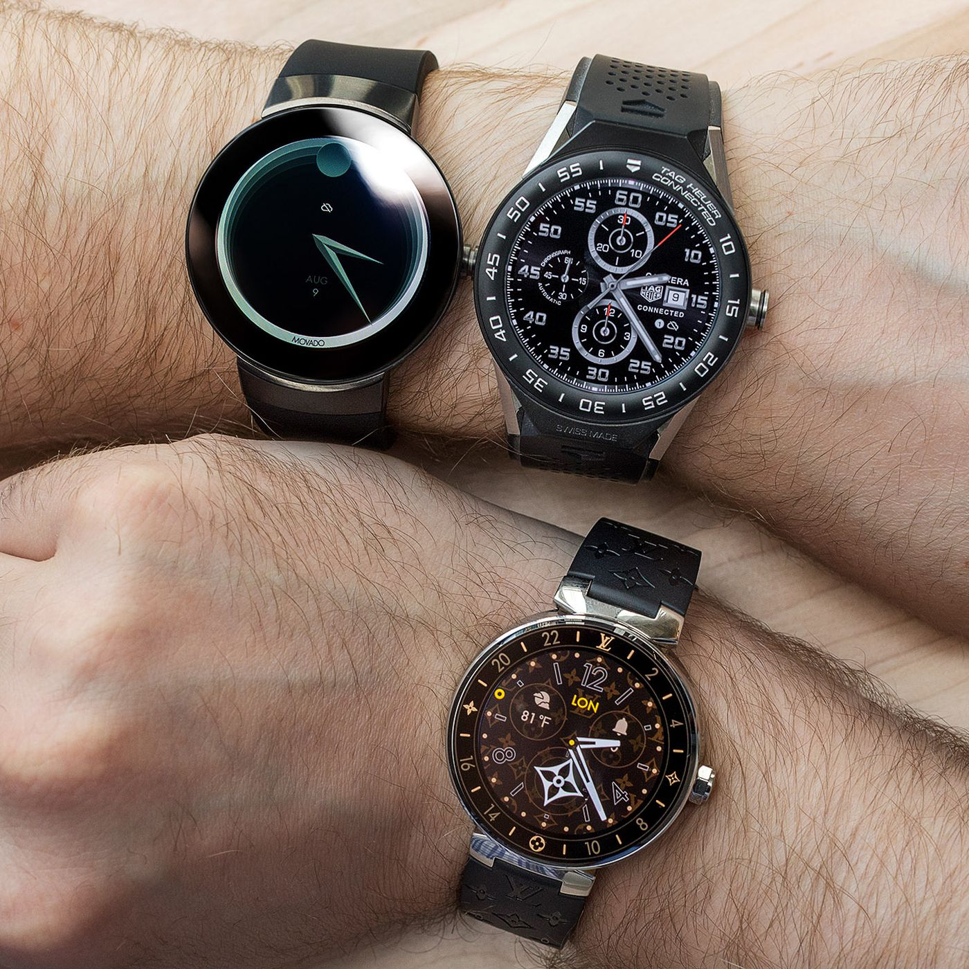 b9752ac9d546 Android Wear now belongs to fashion brands