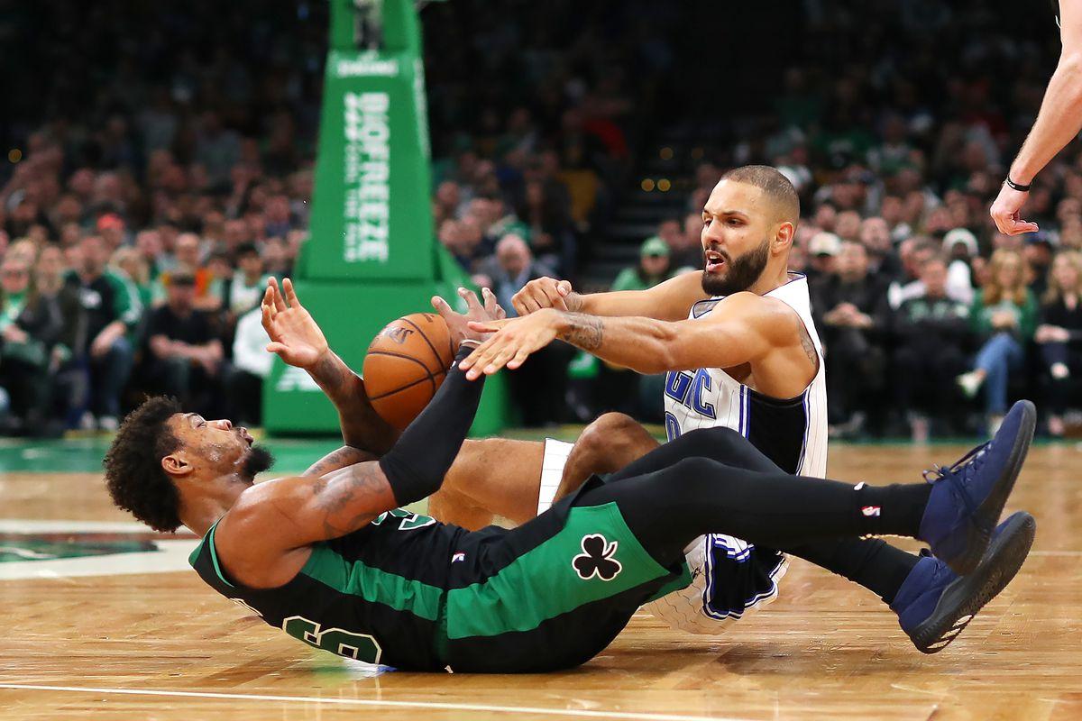 Orlando Magic v Boston Celtics