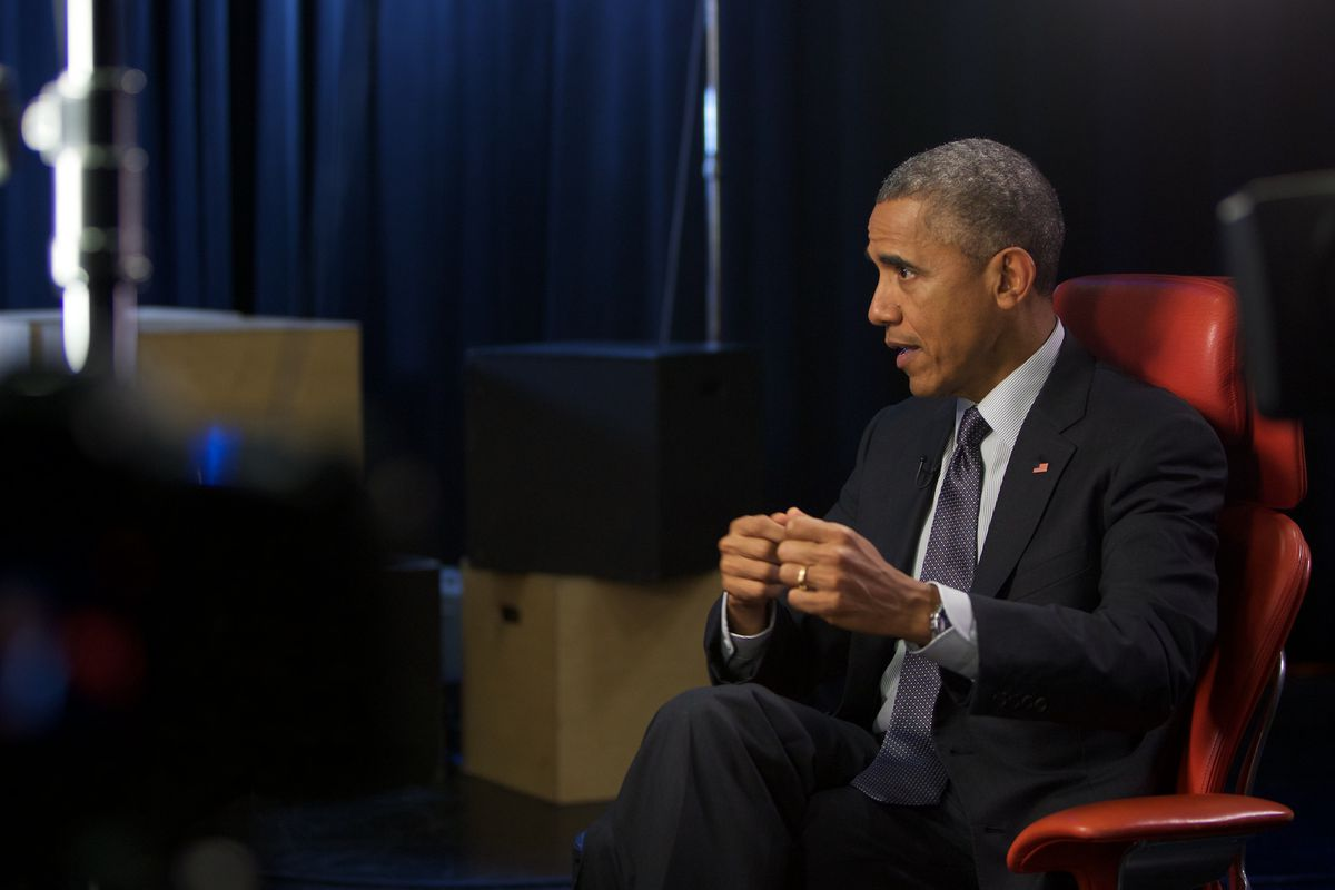 How Cyber Security Is Like Basketball, According to Barack Obama