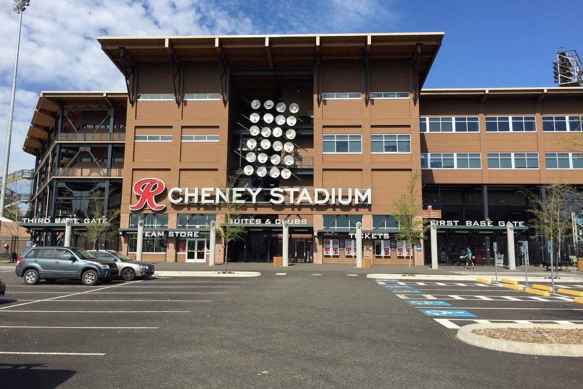 Cheney Stadium
