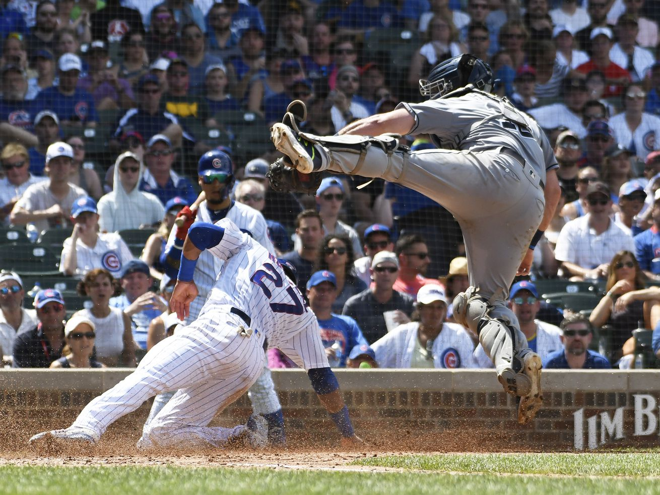 Joe Maddon on Addison Russell: 'He's got to straighten some things out'