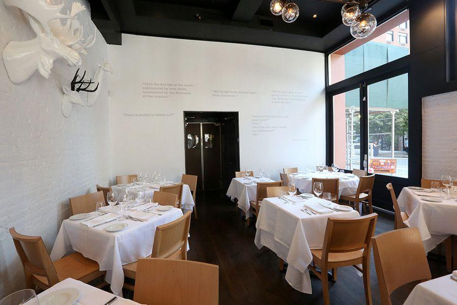 Il Mulino Soho Restaurant Week Menu