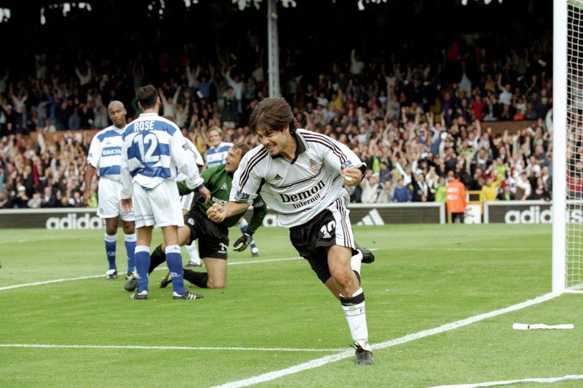 Paul Peschisolido of Fulham