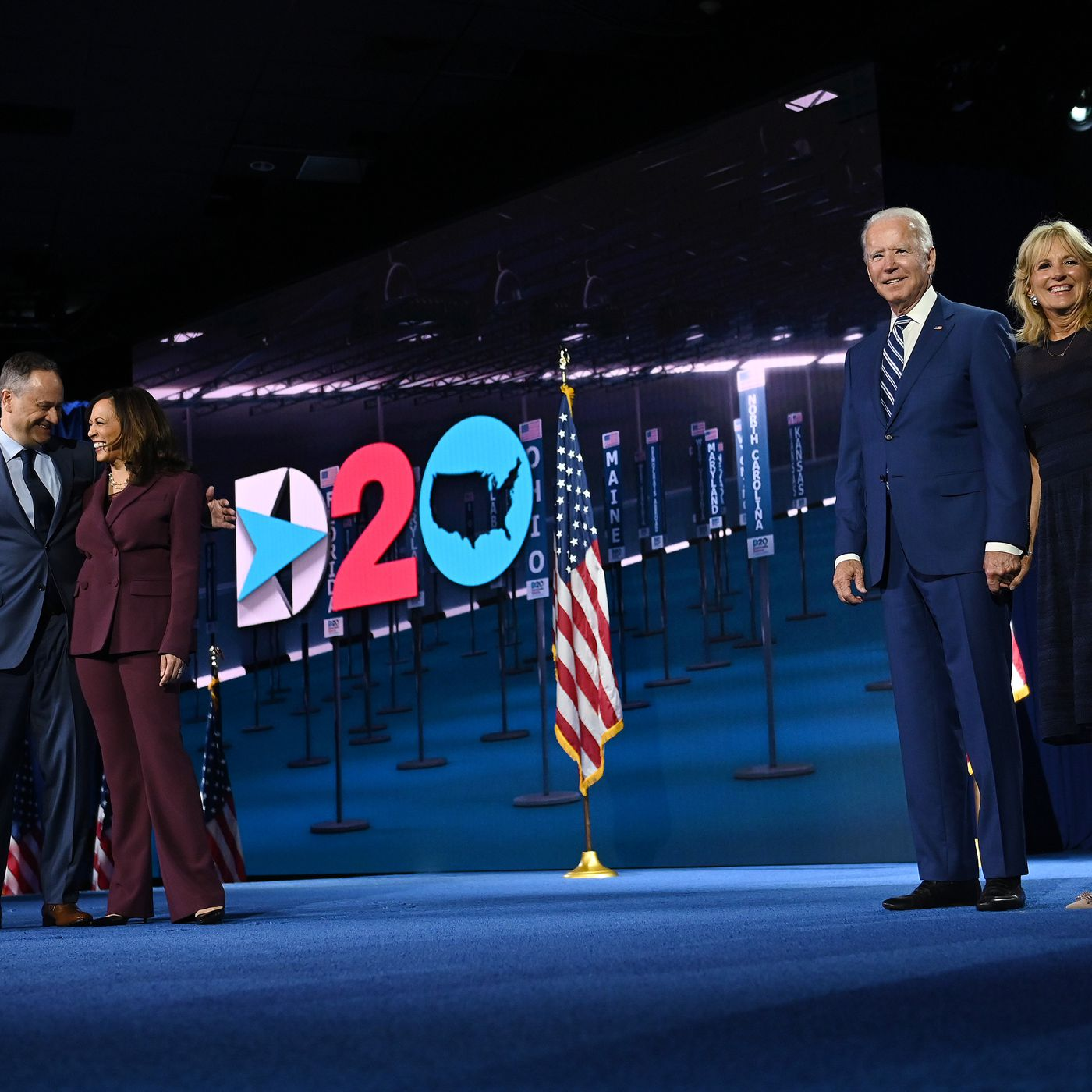 Kamala Harris Jill Biden And The National Embrace Of Stepmoms And Blended Families Vox
