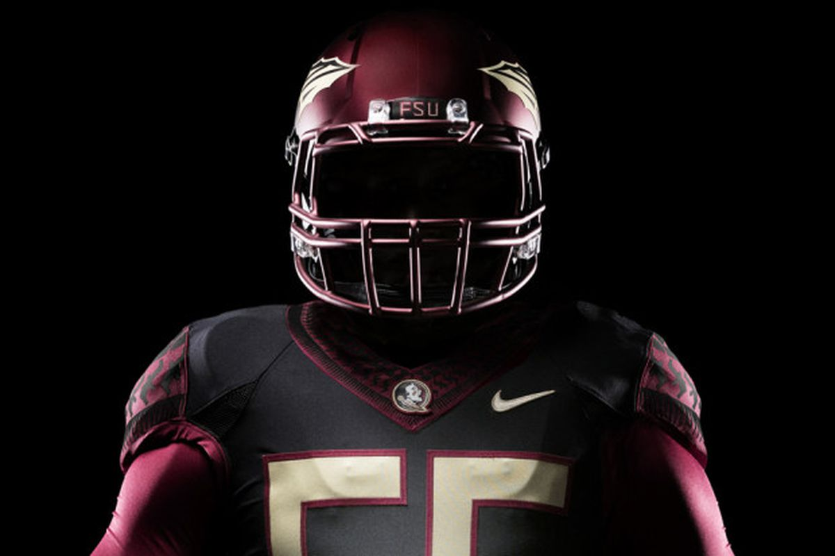 reputable site d34ef 17db7 Florida State Will Unveil Alternate Black Uniforms Saturday ...