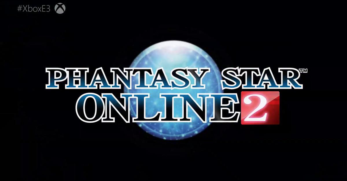 Sega's finally bringing Phantasy Star Online 2 to the West in 2020