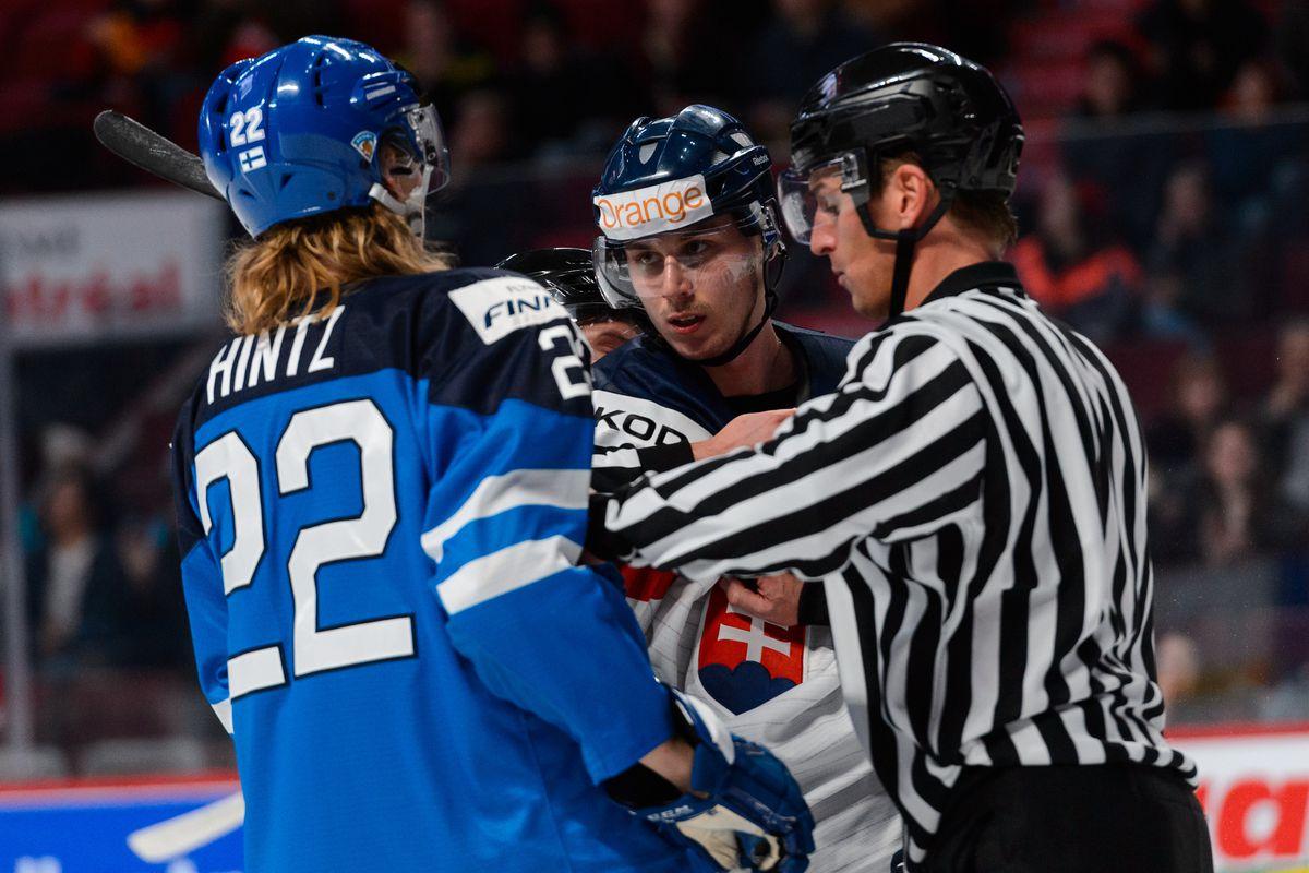 Finland v Slovakia - 2015 IIHF World Junior Championship