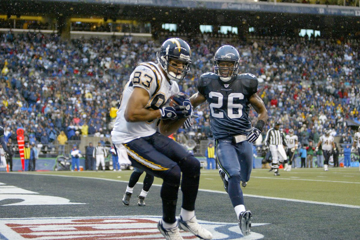 San Diego Chargers vs Seattle Seahawks