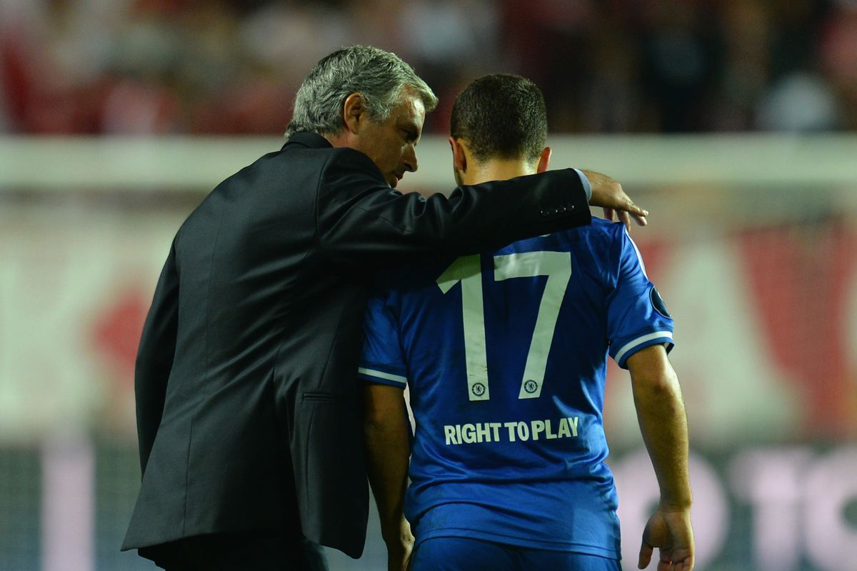 Care to Hazard a guess as to whether Jose has forgiven Eden for his disappearing act?