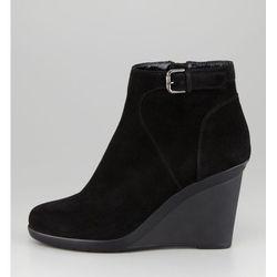 "<b>Aquatalia</b> Nadia Suede Wedge Ankle Boot in black, <a href=""http://www.neimanmarcus.com/p/Aquatalia-Nadia-Suede-Wedge-Ankle-Boot-Aquatalia/prod151310254___/?icid=&searchType=MAIN&rte=%252Fsearch.jsp%253FN%253D0%2526Ntt%253DAquatalia%2526_requestid%25"