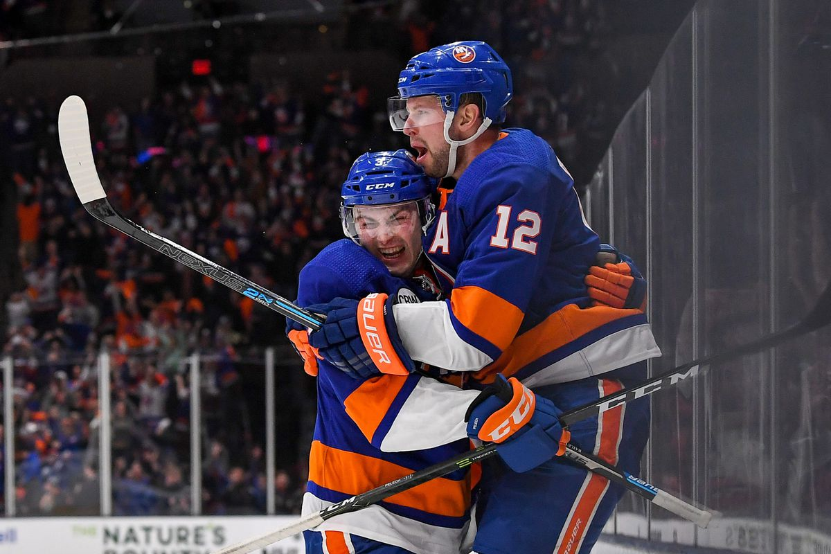 competitive price 7d08c 78288 A new villain emerges in Josh Bailey after scoring playoff ...