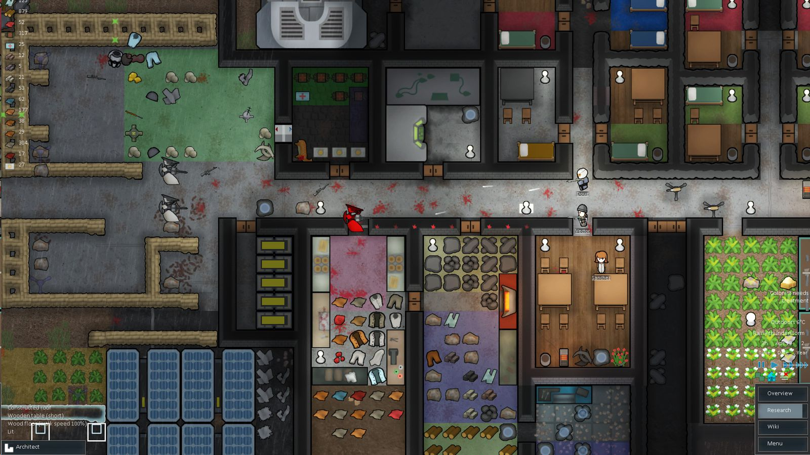 House Design Games Like Sims Rimworld S Sexuality Problem Leads To Witch Hunt Says