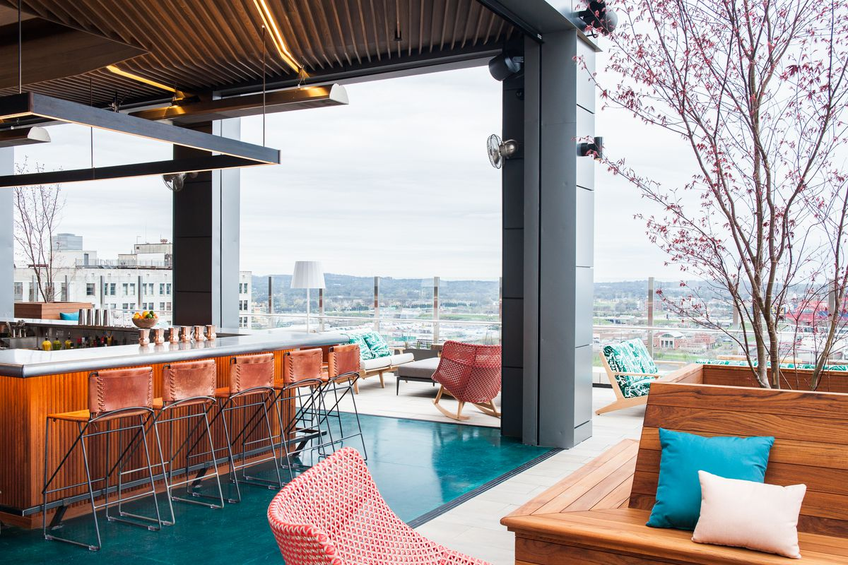 Rooftop Bar And Lounge Rare Bird Opens Tomorrow At Noelle