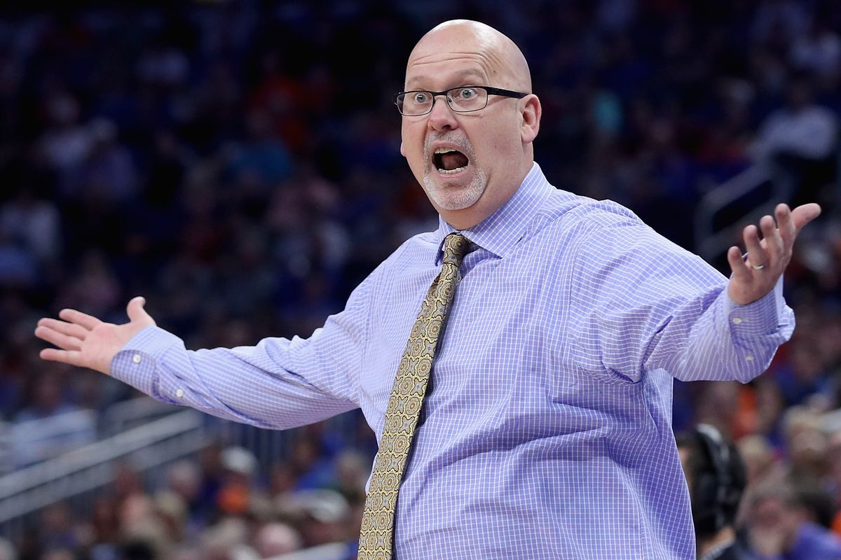 NCAA Basketball Tournament - East Tennessee State v Florida