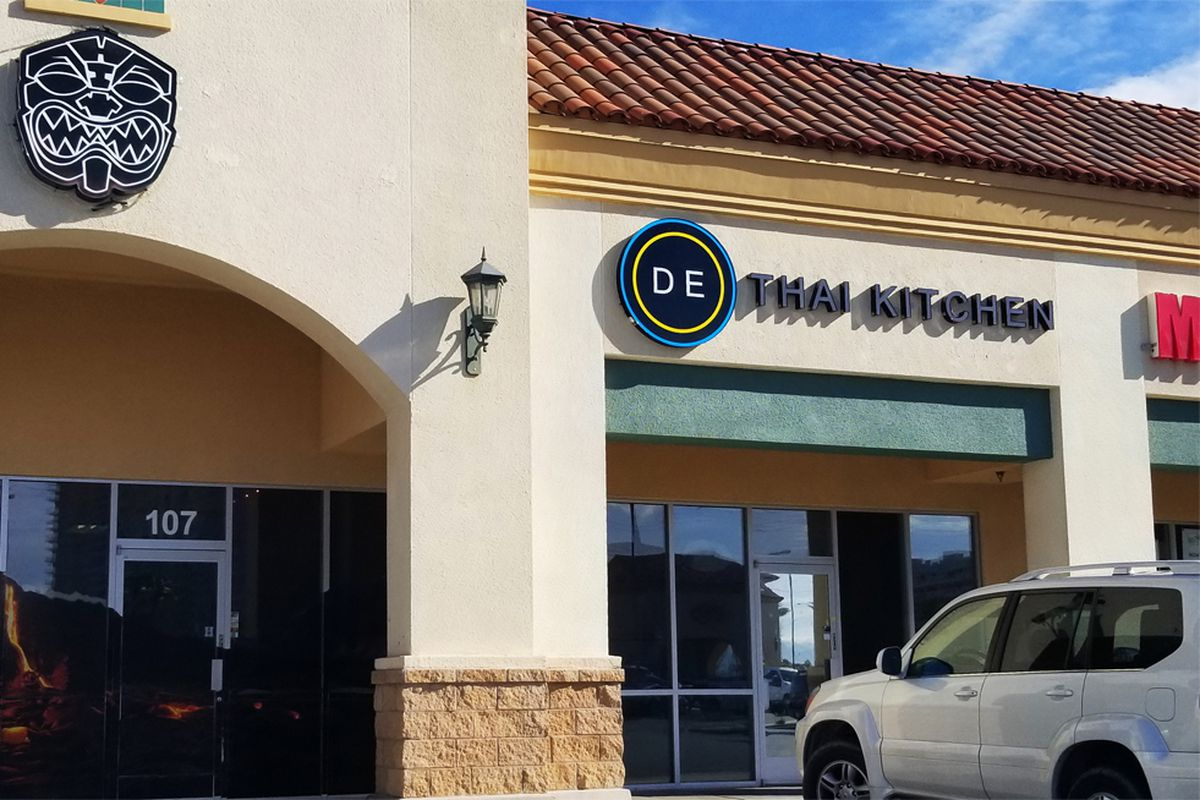 The future home of D E Thai Kitchen, expanding from the Arts District to the Southeast.