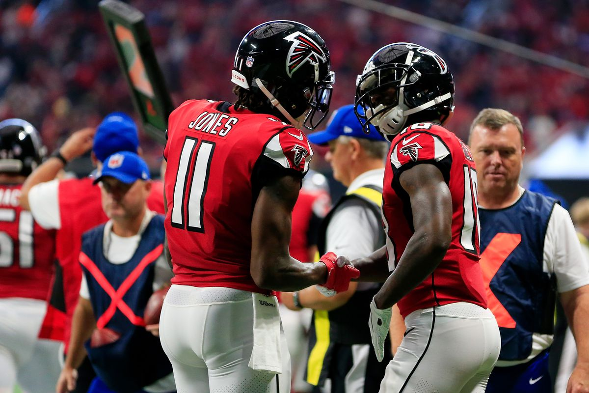 Falcons Players To Start In Your Fantasy Lineup Or Sit On Your Bench