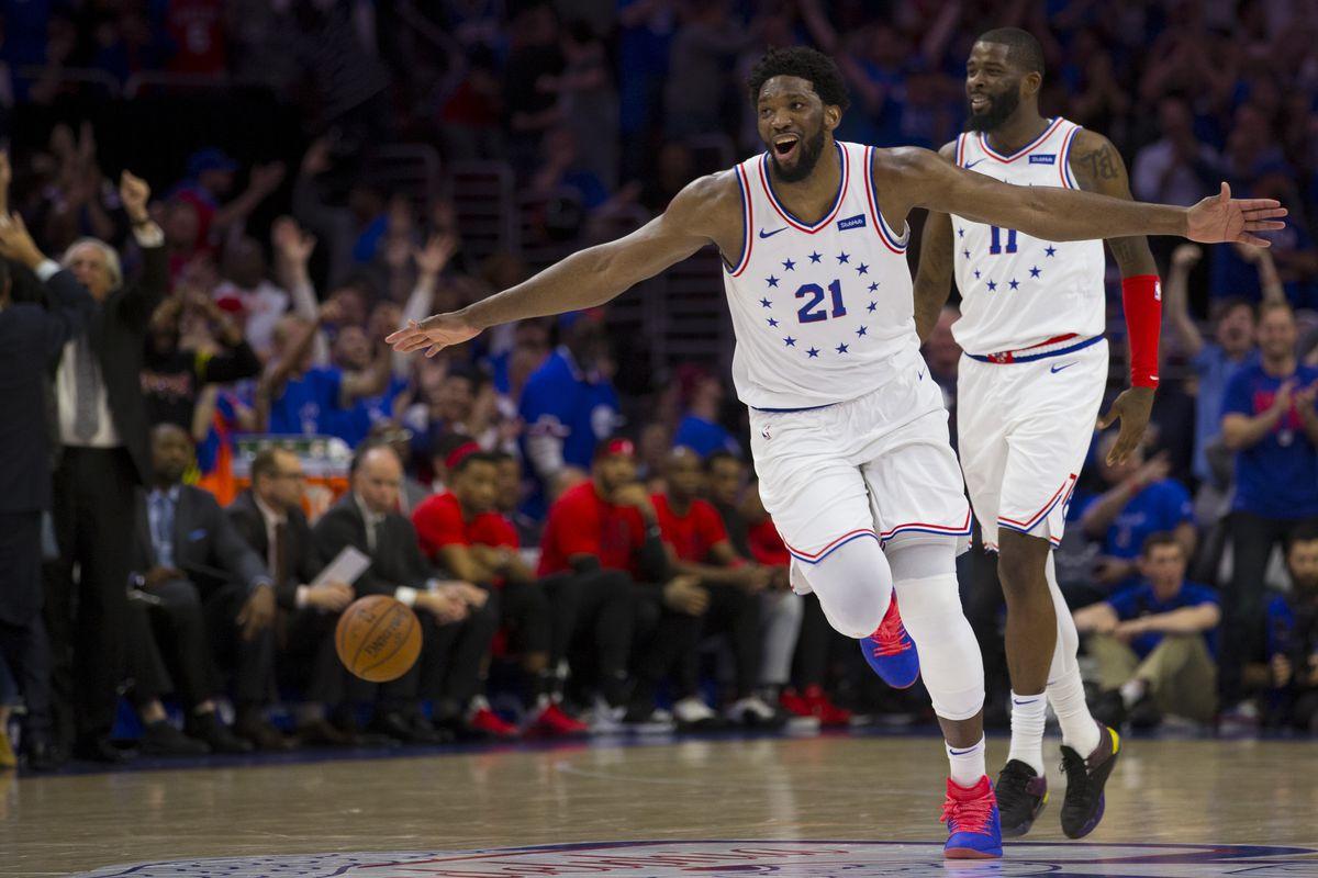 Toronto Raptors v Philadelphia 76ers - Game Three