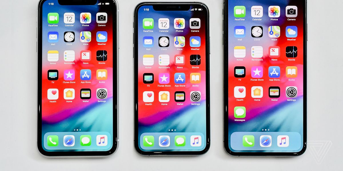 release date c775b aaad0 iPhone XS vs. XS Max vs. XR: how to pick between Apple's three new ...