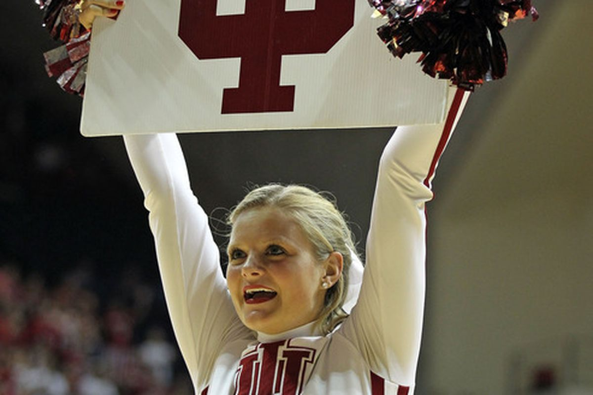 Congratulations to the Hoosiers.
