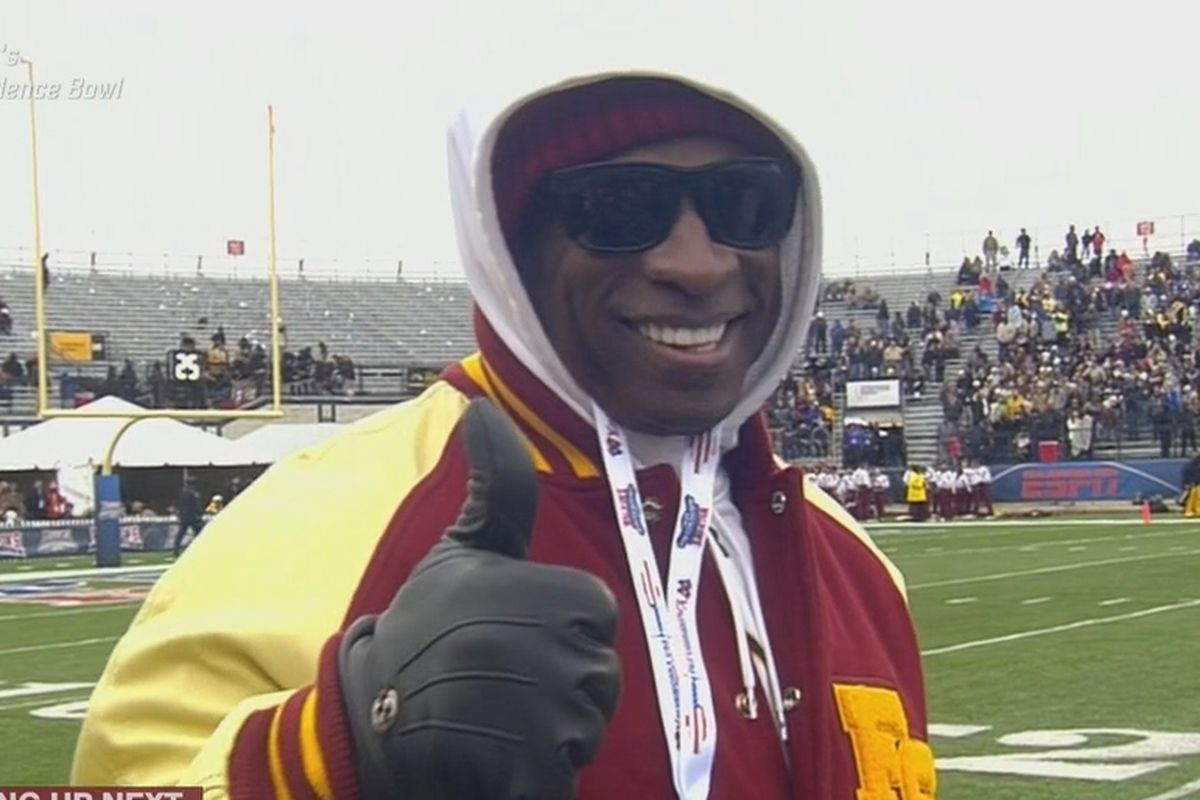 Willie Taggart reportedly talking to Deion Sanders about FSU role