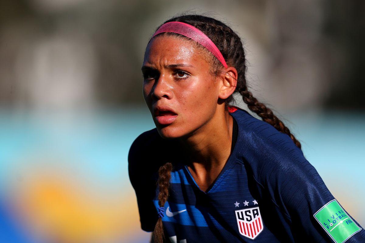Germany v USA - FIFA U-17 Women's World Cup Uruguay 2018