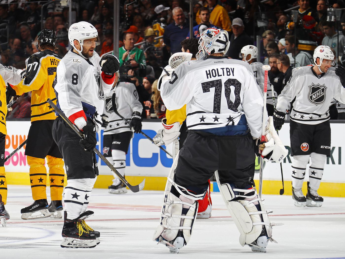 Braden Holtby Selected For All Star Game Japers Rink