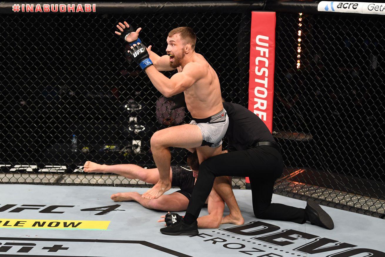 UFC 253 Young v Klein