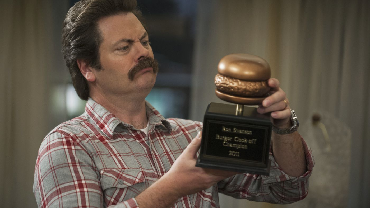 The Best Bits Of Wisdom From Ron Swanson