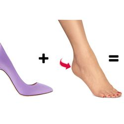 """<b>Back-of-the-heel:</b> It almost doesn't matter what style of shoe you wear, the classic back-of-the-heel blister will get you. Bring the <a href=""""http://www.cvs.com/shop/product-detail/Band-Aid-Bandages-Tough-Strips-Extra-Large-All-One-Size?skuId=33789"""
