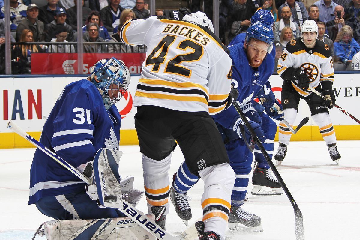 Nhl Playoffs Round One Maple Leafs Vs Bruins Game Four Pension Plan Puppets