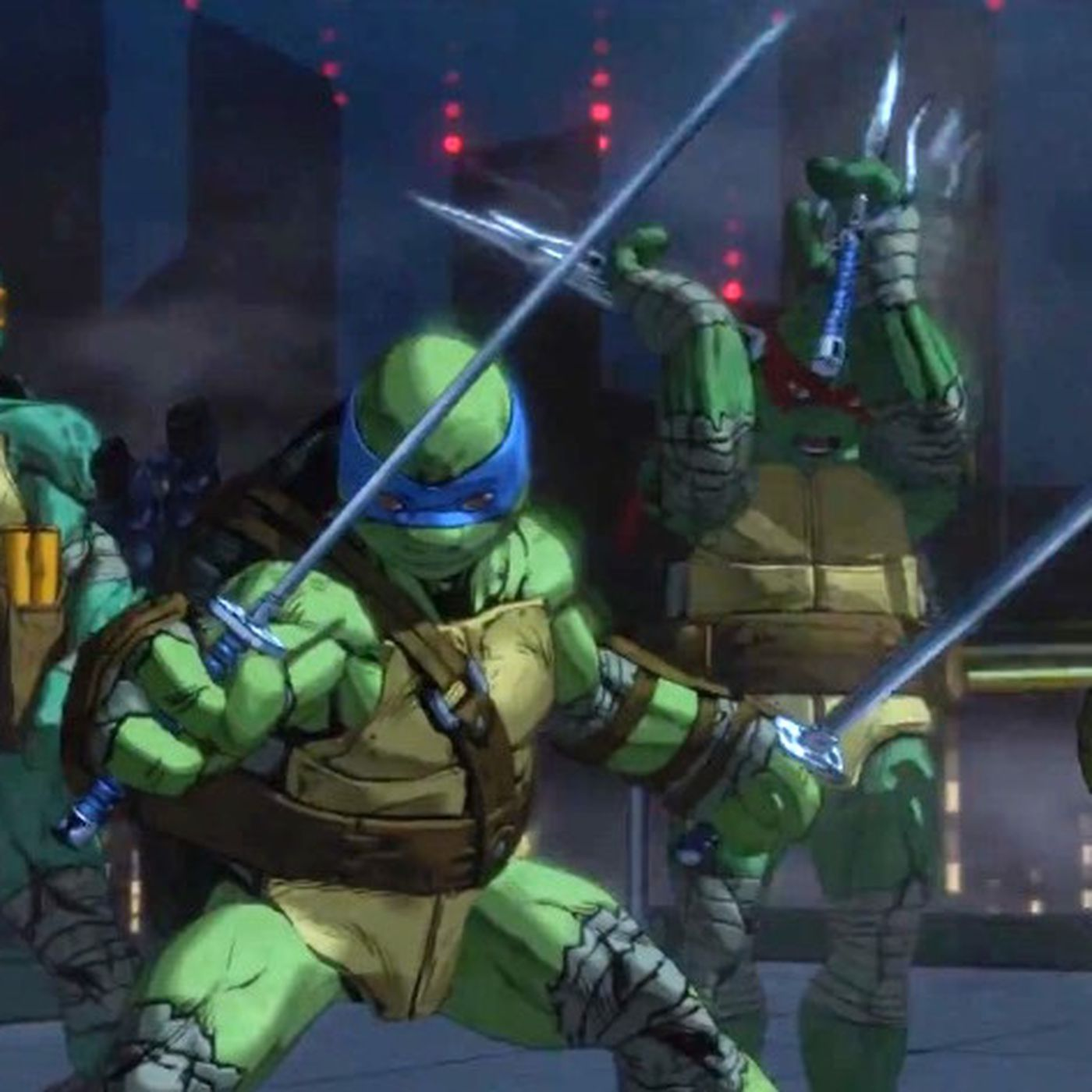 This Might Be The Best Teenage Mutant Ninja Turtles Game Yet The Verge