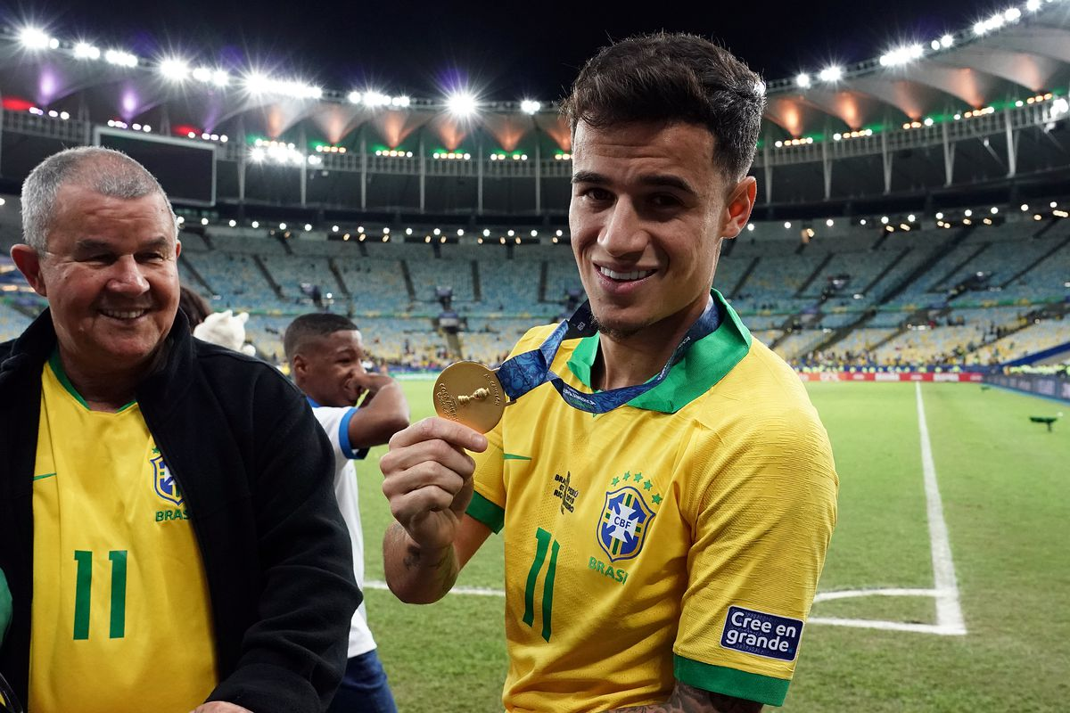 new product 839fc 5a970 FC Barcelona News: 8 July 2019; Coutinho and Arthur win Copa ...