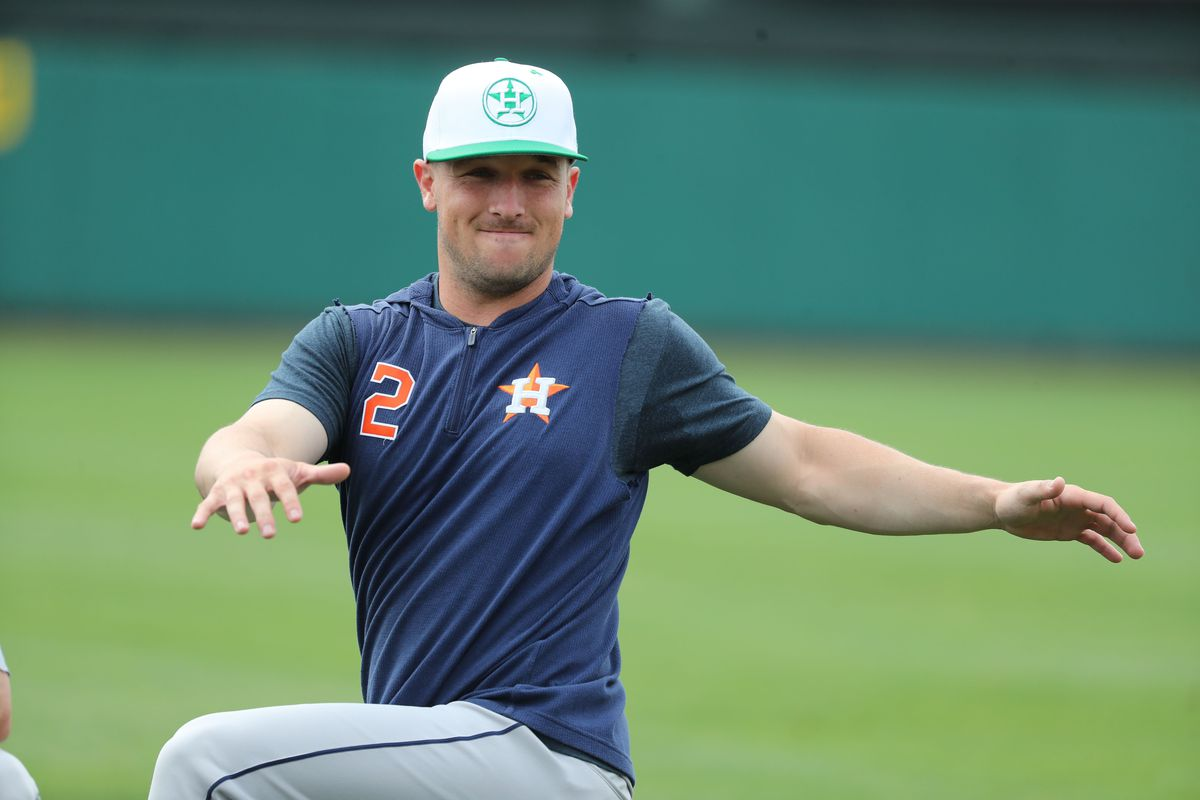 The Astros have inked Alex Bregman to a six year, $100 million ...