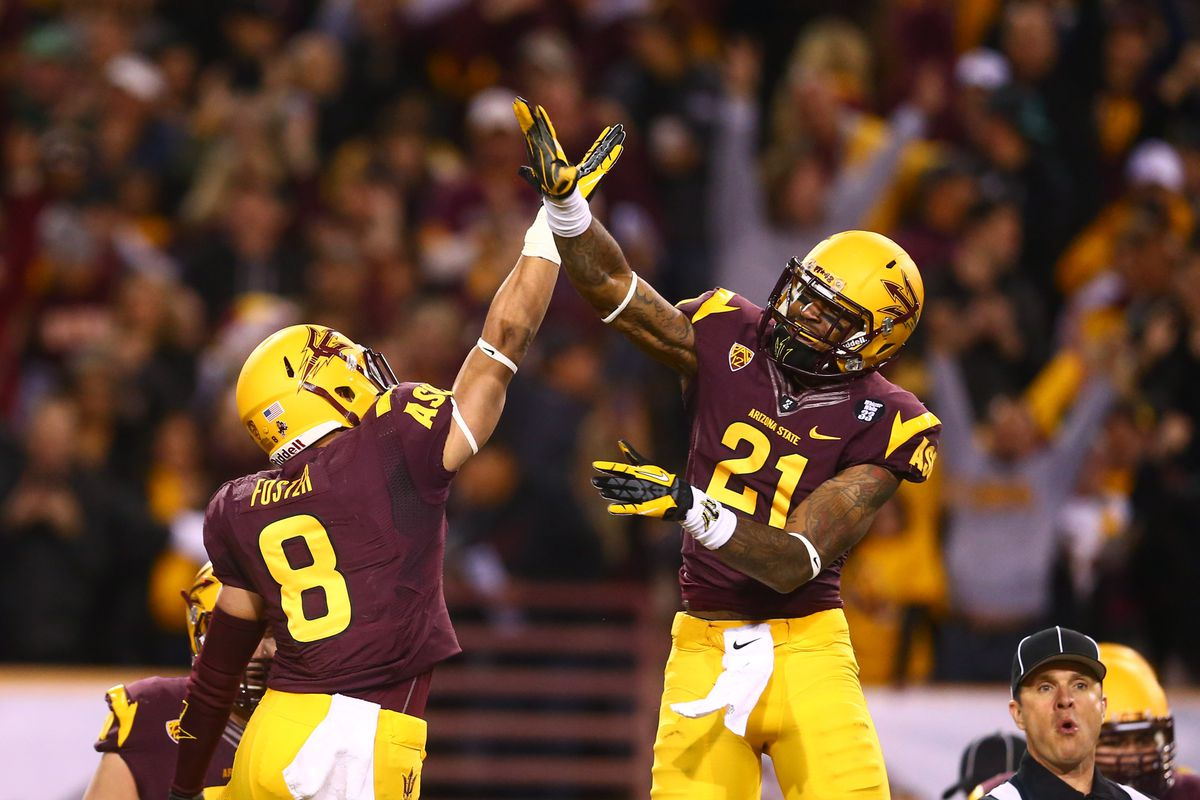 Asu Football First Spring Practice Reveals Early Look At Possible Depth Chart