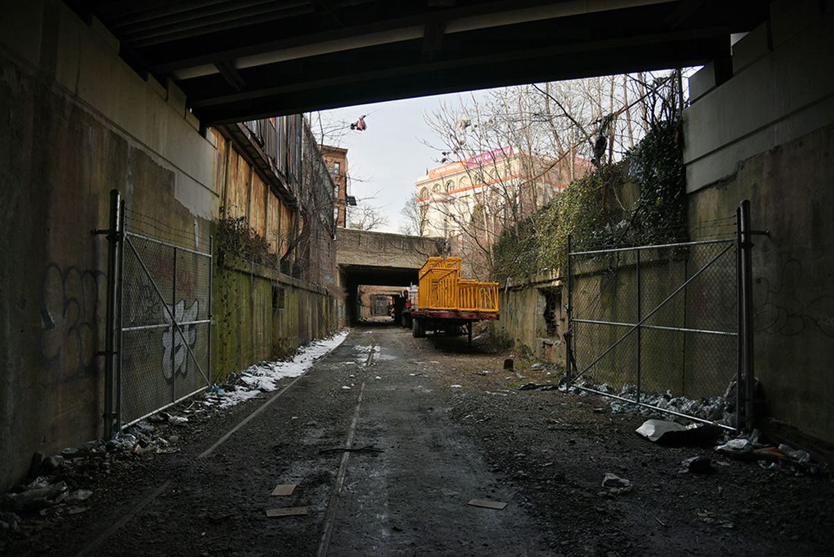 What S Next For This Abandoned South Bronx Rail Line