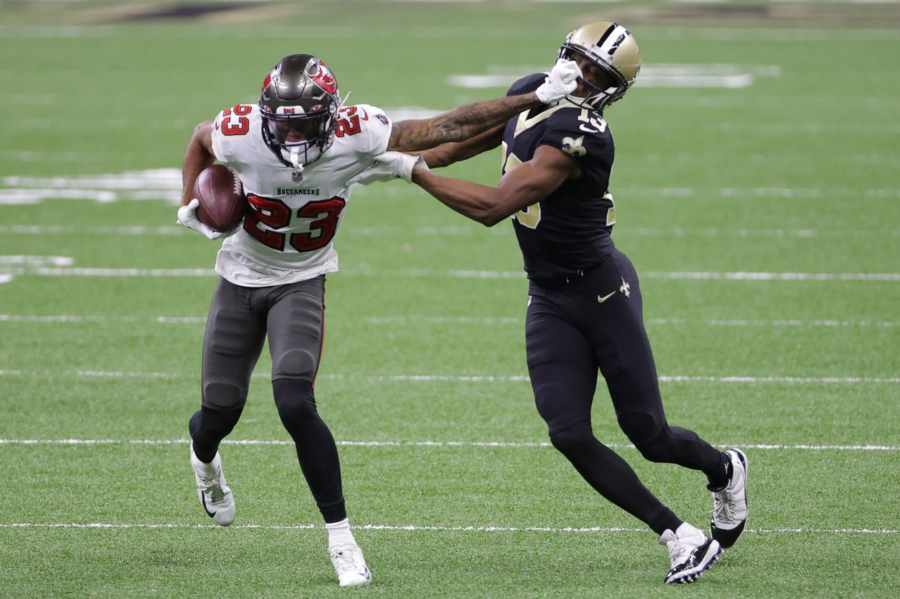 NFL: NFC Divisional Round-Tampa Bay Buccaneers at New Orleans Saints