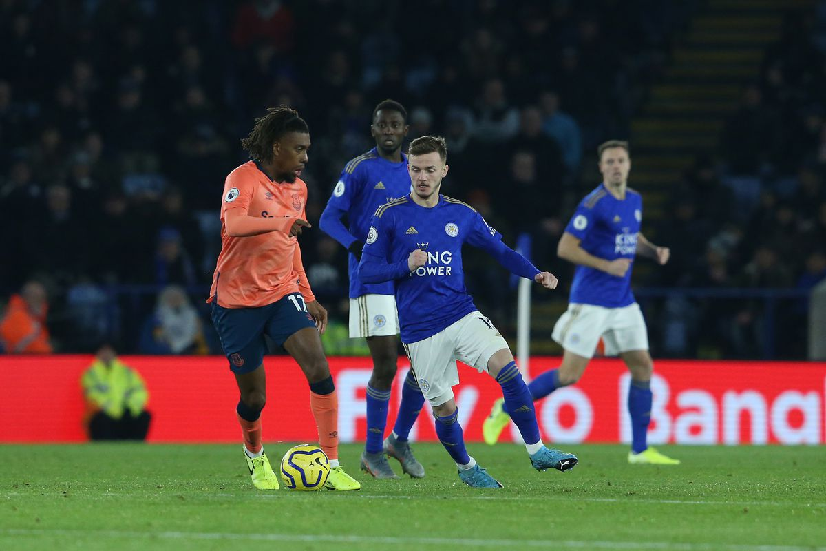 Everton vs Leicester City: The Opposition View - Royal Blue Mersey