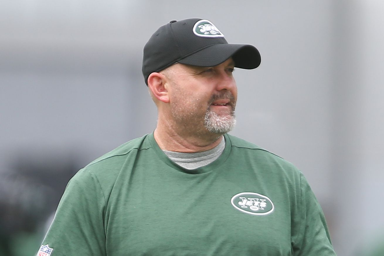 What do you think of the Jets' decision to fire John Morton?
