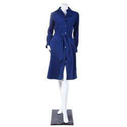 Halston dress, $650