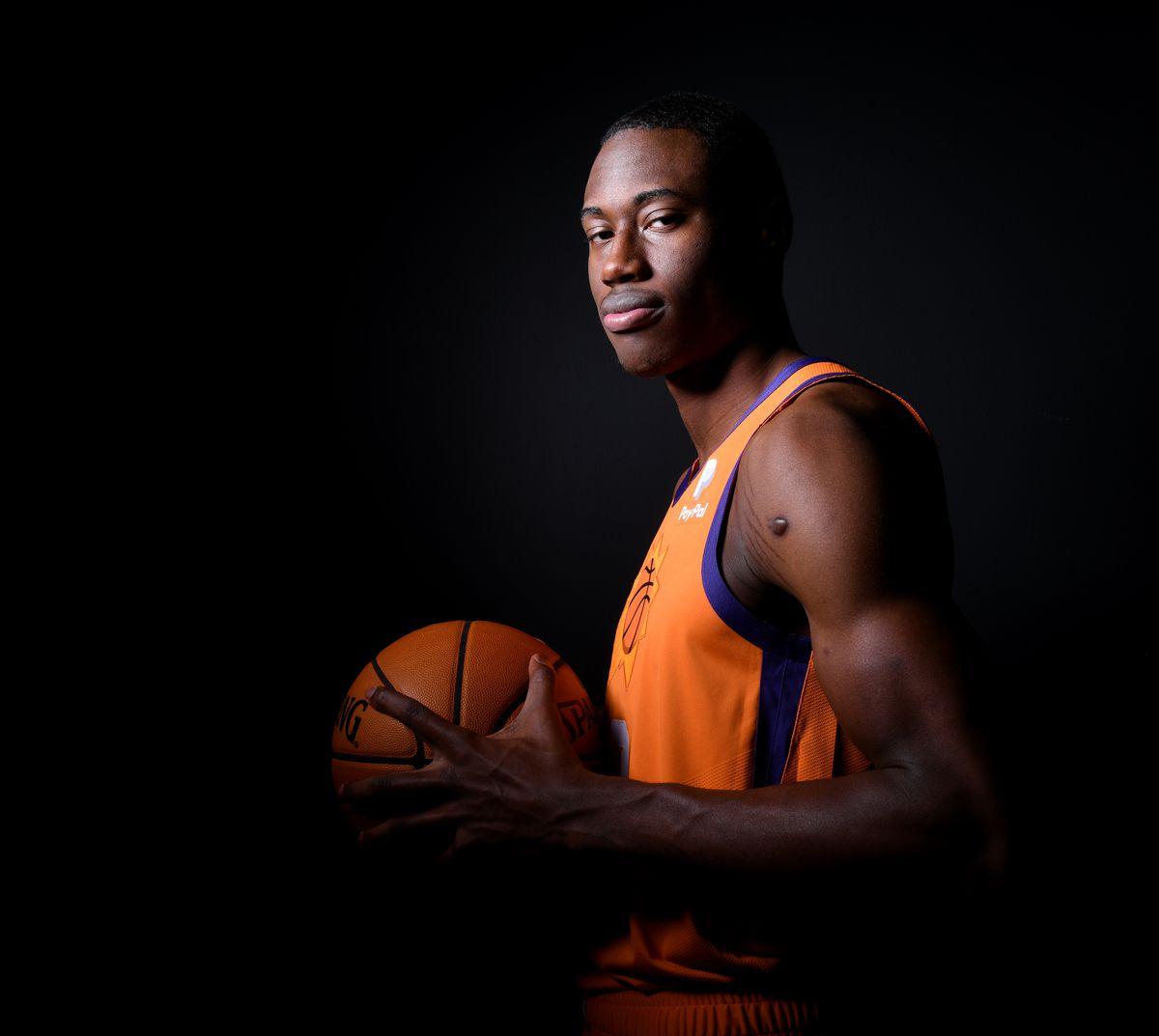 Phoenix Suns Portraits