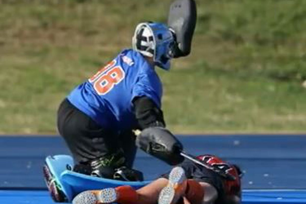 Virginia Field Hockey Loses Because Uva S Goalie Was Protecting