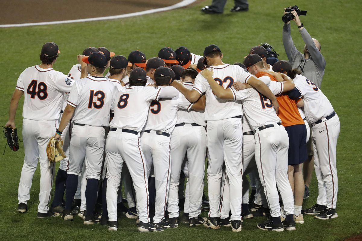 NCAA Baseball: College World Series-Texas v Virginia