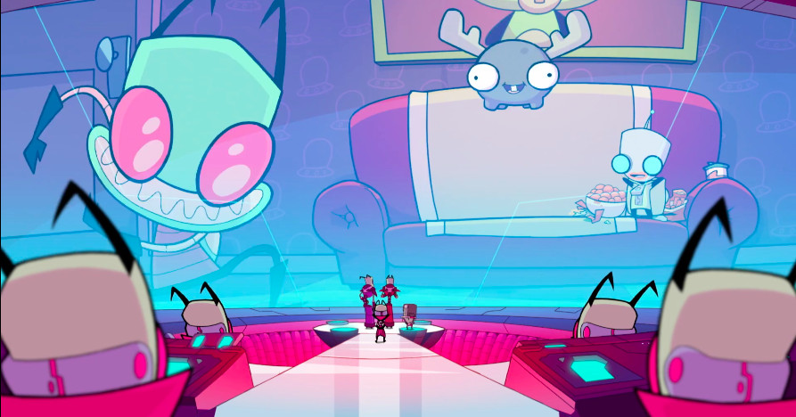 Invader Zim: Enter the Florpus! teaser debuts at San Diego ... - 893 x 468 jpeg 126kB