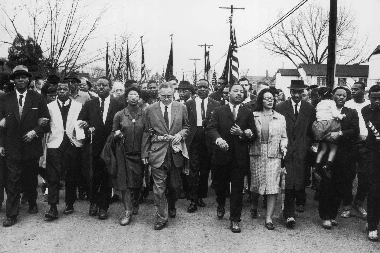 How the Voting Rights Act transformed black voting rights in the ...