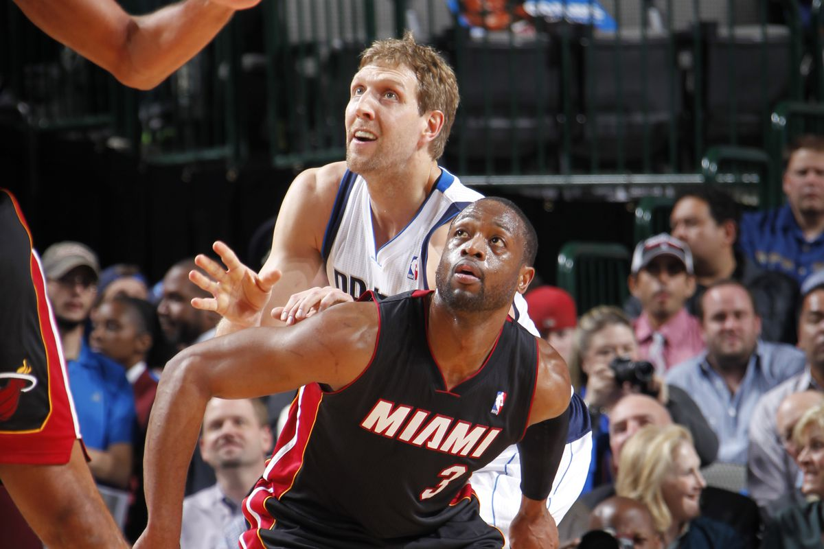 Report Nba Adds Nowitzki And Wade To 2019 All Star Game Blazer S Edge