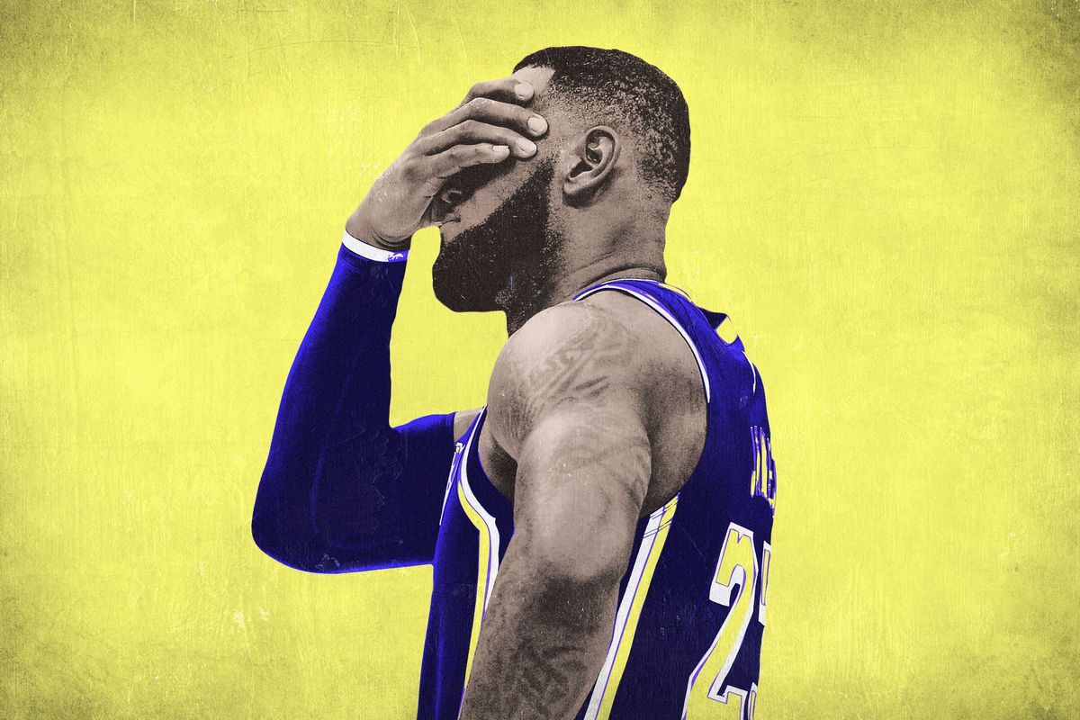6f9c92f45e0 No Matter What LeBron James Says, Lakers' Issues Not Just About ...