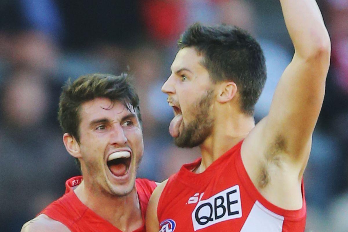 AFL Rd 9 - St Kilda v Sydney